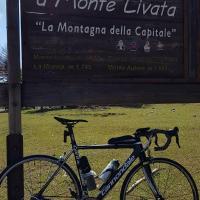 """Monte Livata , appartamento """"Rubino"""""""