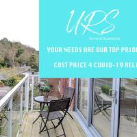 Southern Breeze Luxury 2 Bedroom Bournemouth Apartment