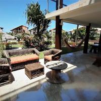 Apartamento Praia Taiba Beach Resort Térreo 3 suites