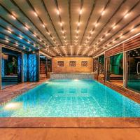 Ovacik Villa Sleeps 6 with Pool Air Con and WiFi