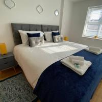 Marie's Serviced Apartment B, 2 beds( Free parking underground)