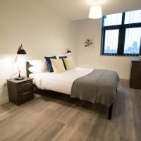 Trendy Apartment in Liverpool near Museum of Liverpool