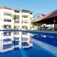 Marina 48 Condominium 5 person apartment Pool 247 security Parking area