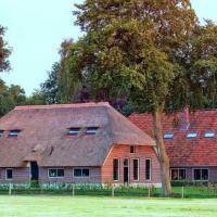 Spacious Villa near Forest in Doornspijk