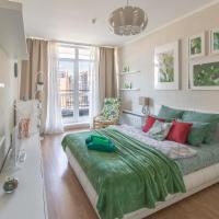 Однокомнатные апартаменты Green Bay в ЖК Балтийская Жемчужина