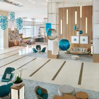 Holiday Inn - Dubai Festival City: Dubai'de bir otel