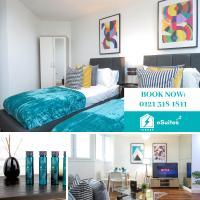 Tudors eSuites Five Ways Two Bedroom Apartment