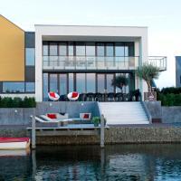 Luxe Appartement aan het water Cuijk bij Nijmegen