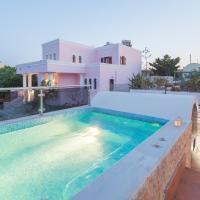 Villa Helena Santorini- Private Plunge Pool & BBQ