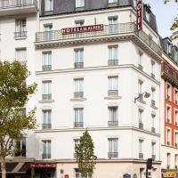 Hôtel de la Place des Alpes
