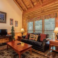 NEW! Great Wolf Cabin in Pigeon Forge!