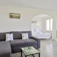 Large studio design w/ balcony at the heart of Biarritz - Welkeys