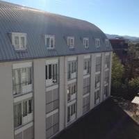 Gästehaus des GOETHE-Institut Freiburg