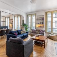 Design and luxurious flat at the heart of Presqu'Ile in Lyon - Welkeys