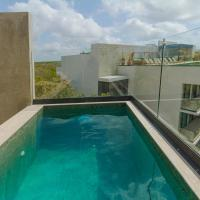 Chill House, Eco Chic Suite PH