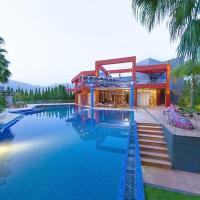 Villa Beach Front - Megala Livadia