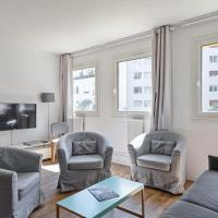 Sunny quiet flat close to Eiffel Tower, Invalides, Beaugrenelle - Welkeys