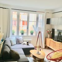 Appartement Paris 15, 2 chambres