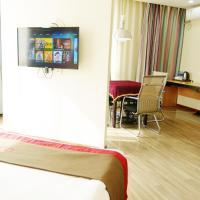 Thank Inn Chain Hotel Jiangsu Wuxi Binhu District Zhenhu Road