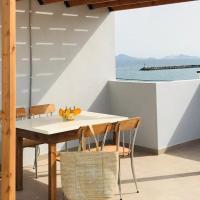 Comfortable newbuilt 2 Bedroom Apartment, 15 meters from the sea