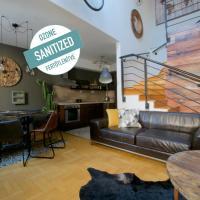Luxury Apartment by Hi5 - Gozsdu Suite