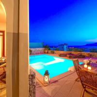 Villa Ariadne with private swimming pool