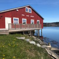 Sommerleilighet med terrasse og nedgang til sjø Inderøy
