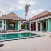 Tropicana Villa новая вилла на Бангтао