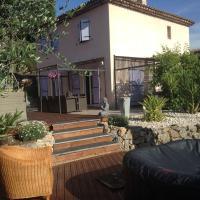 Jolie villa à Grasse quartier Saint Antoine