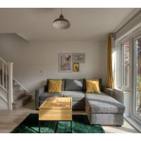 Peaceful terrace house with allocated parking bay