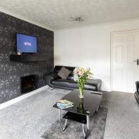 3 Bed House,Parking, Free Wifi, 6 guest, Close to Uni and M1 motorway