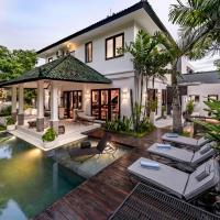 Villa Gang Bima, Unique Retro Seminyak Private Mansion, NEW 2020