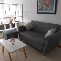 Moderno, con WiFi 100mg, Netflix y Balcón con vista abierta
