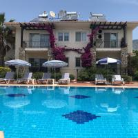 Fethiye Hisarönü 2+1 with Pool and Garden