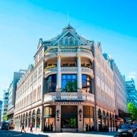 Hotel Continental, hotel v Oslu
