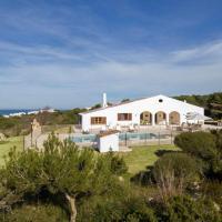 Cala Morell Villa Sleeps 8 Pool WiFi