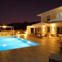 Eva Villas East, with infinity pool & and panoramic sea view