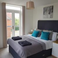 Serenity Stays Cedar wood apartments