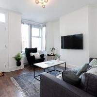 Opulent Luxe 4 Bedroom Townhouse - Sheffield City