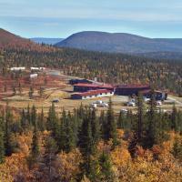 Lapland Hotels Pallas, hotel in Pallastunturi