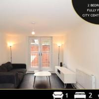 2 Bedroom Spacious Leicester City Apartment