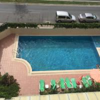 Apartment with 4 beds in Alanya (swimming pool, close to the beach)
