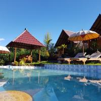 Bukit Catu Hostel and bungalows