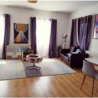 Luminous & Spacious 1-BR flat in East London