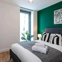 Luxury One Bed Apartment in Media City