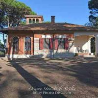 Luxury Country House Villa in Messina Sicily