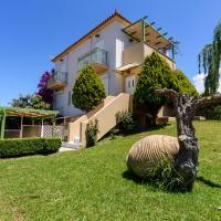 Kyparissia Garden Retreat - Cosy Master Suite