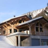 Chalet 8 pax Ski in out next to Grand Montet lift