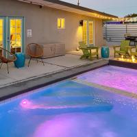 Contemporary Retreat w/ Heated Pool, Spa & Firepit home