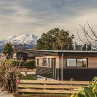 Mountain Snowhaus - Ohakune Holiday Home